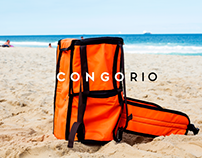 CONGORIO | Equipamento Portátil