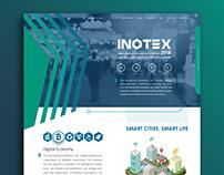 ©INOTEX Exhibition Website & App. UI/UX