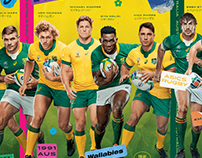 ASICS Rugby World Cup