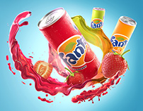 Fanta Strawberry | Unofficial