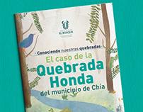 Booklet | El caso de la Quebrada Honda