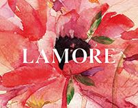 Lamore Florist - Logo & Branding