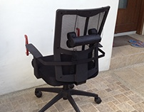 Design and Development of the Office Chair