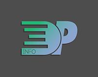 Creación de logotipo para DP info