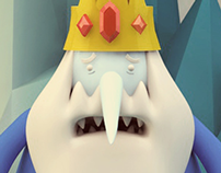 The Ice King - Adventure Time