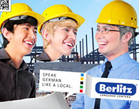 Berlitz: The World Made Local || Advertising Thesis
