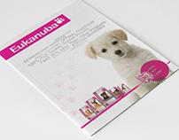 Eukanuba Folder Design