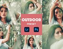 Photoshop Outdoor Preset