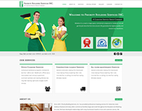 Priority Building Services INC Template