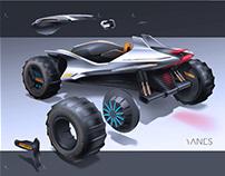 Hyundai Kite thesis project