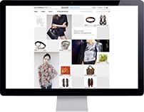 Web Design- Upper East Style