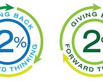 Giving Back 2%