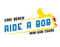 Logo- Ride A Bob (mini Submarine)