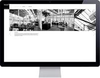 Web Design- Mat Architecture
