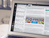 News Reader Desktop App