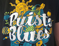 Puisto Blues 2016