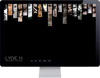 Web Design- Lydie H