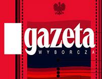Infographic for Gazeta Wyborcza
