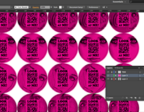 QR Code Stickers (Self Promotion)
