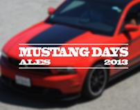 Mustang Days 2013