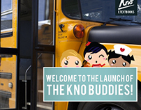 Kno Inc. Buddy Campaign