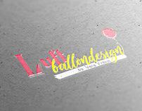luftballondesing logotype design