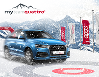 Audi - My Team Quattro Project