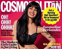Cosmopolitan March 2013