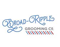 Broad-Ripple Grooming | Branding