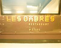 """Restaurant du Musée du quai Branly """"Les Ombres"""""""