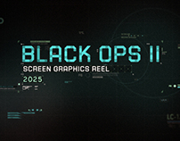 Black Oops/Screen Graphic Reel Intro