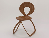 """Line"" chair"