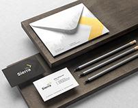 Sierra Branding Mockup Kit