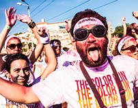 Color Run @ Coimbra