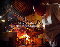 Vinh Le - The art of mastering charcoal grill