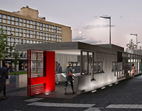Renovation Metro Oostlijn Amsterdam