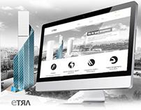Etra arquitectos | Web Design