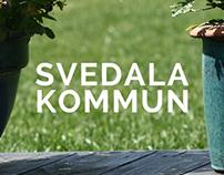 Svedala Municipality - Web Redesign Concept