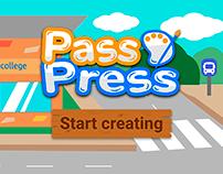 Mobiele app, PassPress