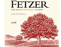 Fetzer Vineyards Labels Illustrated by Steven Noble