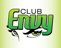 Club Envy Branded Materials