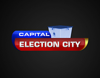 Capital Election 2013 Broadcast GFX