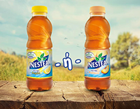 NESTEA Greece Social Media