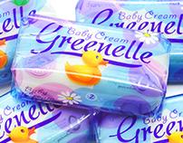 Soap «GREENELLE»