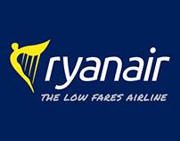 Ryanair. La experiencia de volar.