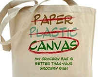 Canvas Bags - Hambez Cantalar - Amerikanbezi Cantalar