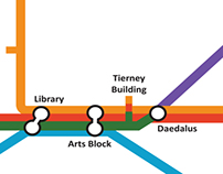 UCD Tube Map