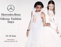 Campaign Mercedes-Benz Odessa Fashion Days