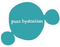 Brand Identity : Pure Hydration (BabyCare products)
