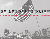 AMERICAN PLIGHT--DESIGN STUDIO PACKET